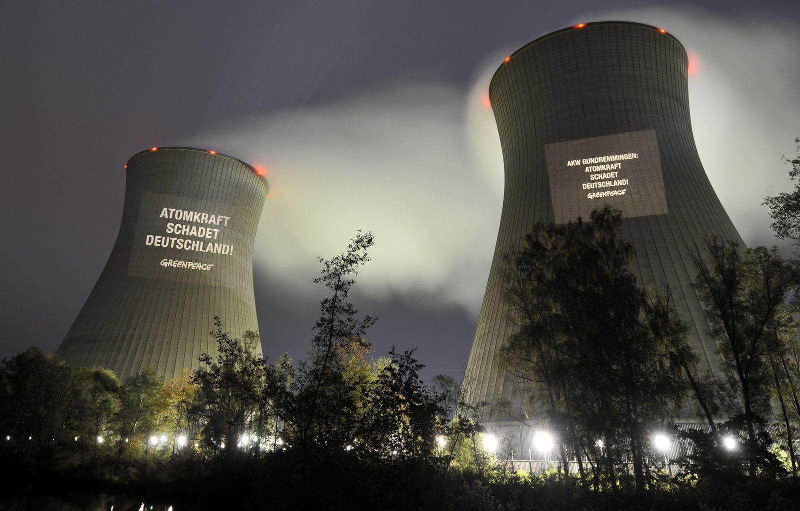 NICHT VERWENDEN Atommeiler