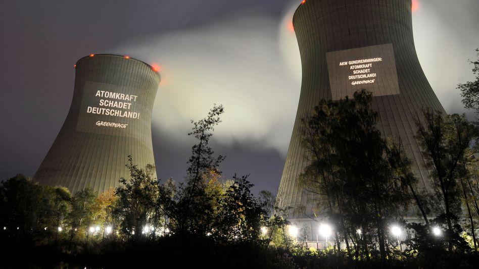 Anti-Atomkraft-Protest in Bayern: Länder ziehen vor das Verfassungsgericht