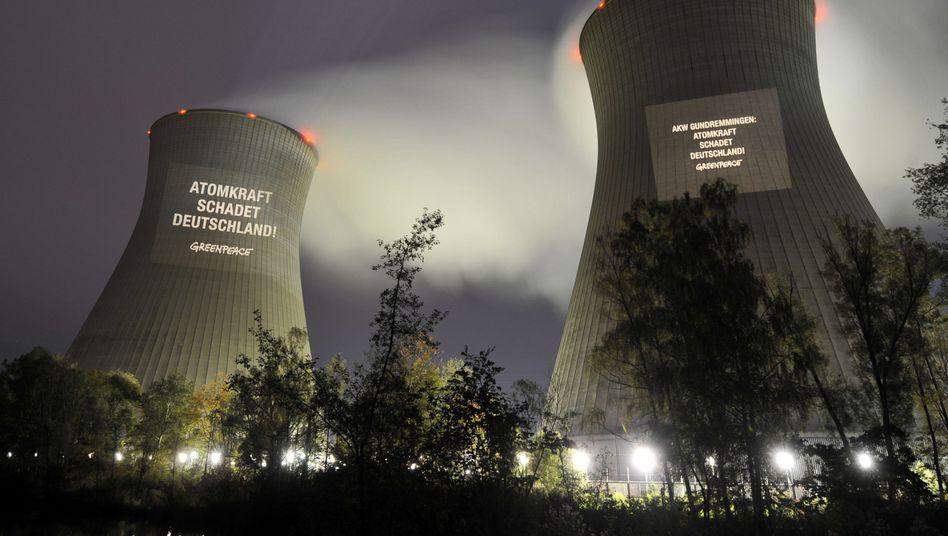 """Atomreaktoren: """"Das war's"""""""