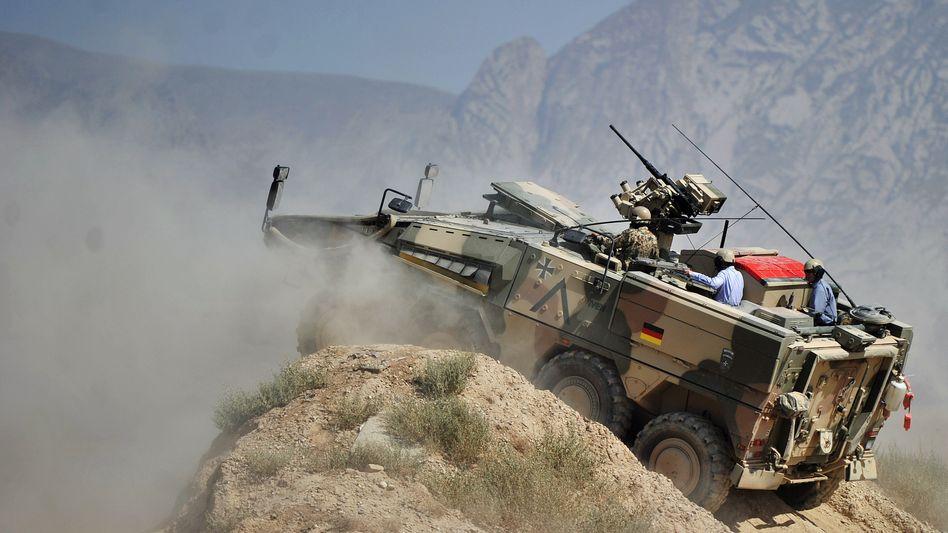 Rüstungsgeschäfte: Panzer-Deal mit Saudis empört Opposition