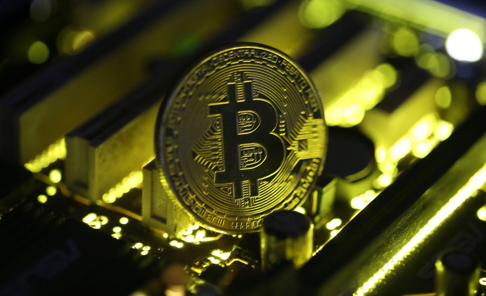 bitcoin / motherboard