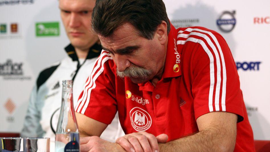 """Bundestrainer Brand: """"Kein Kampf, kein Aufbäumen"""""""