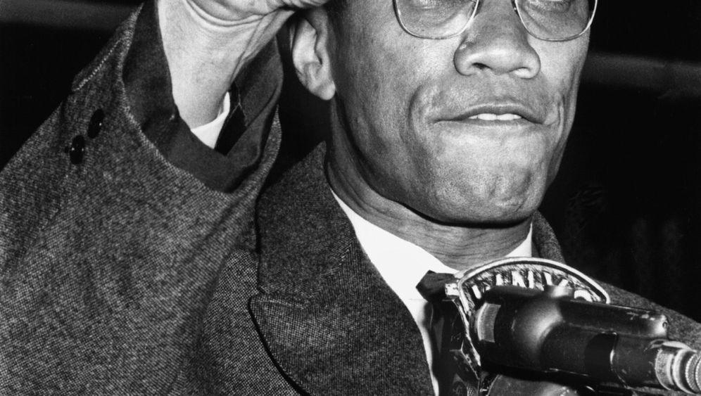 Malcolm X: Der Pionier der Black-Power-Bewegung