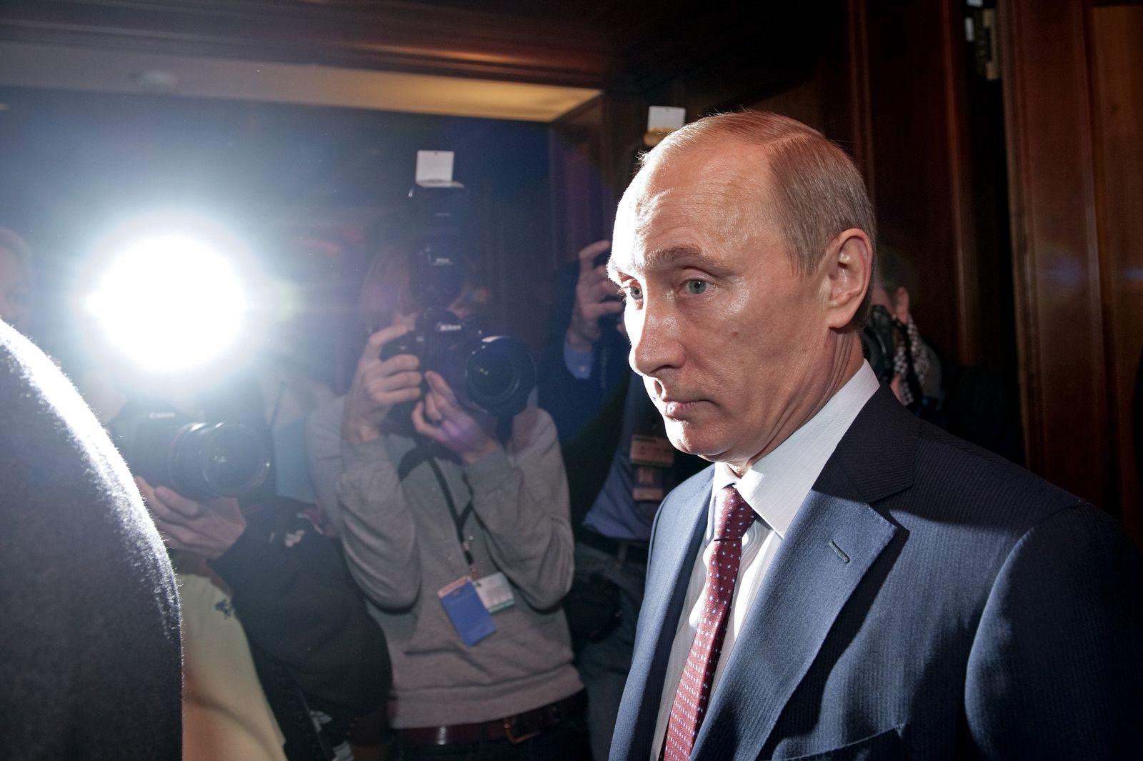 Führungstreffen Wirtschaft 2010 - Putin