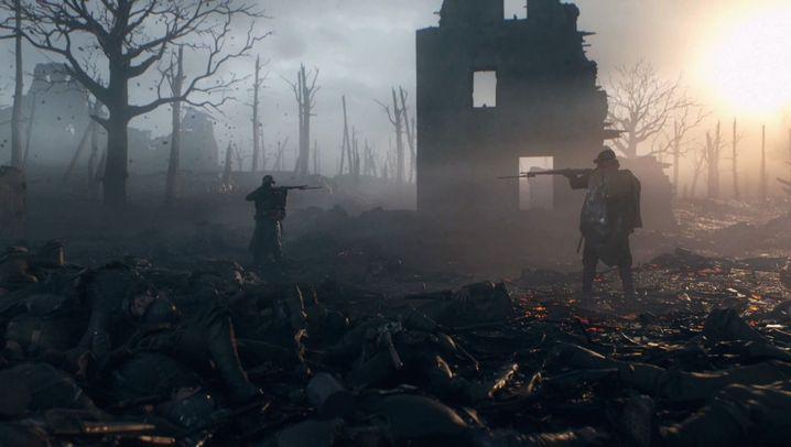 "Shooter: So spielt sich ""Battlefield 1"""