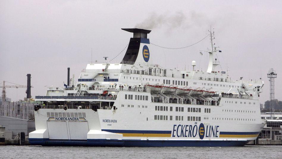 """Fähre """"Nordlandia"""": Das Schiff ist knapp 30 Jahre alt"""