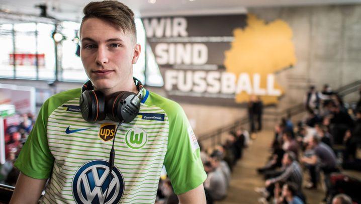"""E-Sportler """"TimoX"""": """"Fifa"""" als Beruf"""