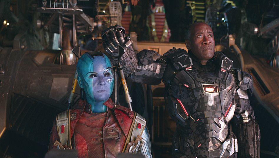 """Szene aus """"Avengers: Endgame"""": Großer Erfolg an den Kinokassen"""