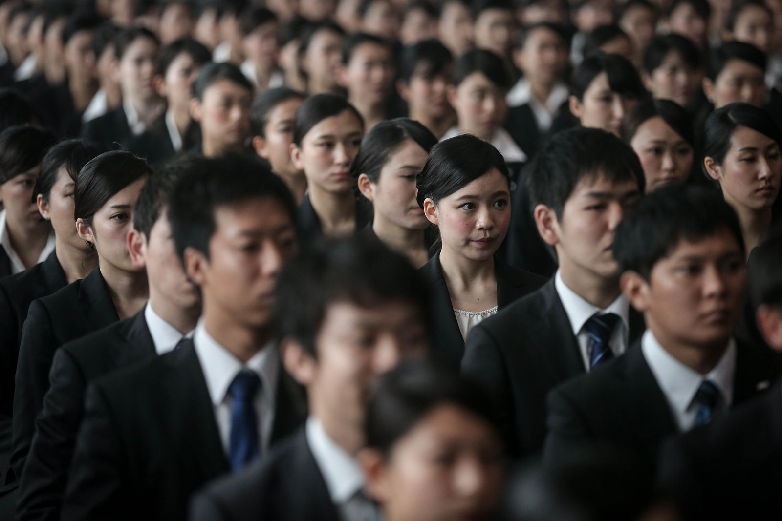 Japan Mitarbeiter
