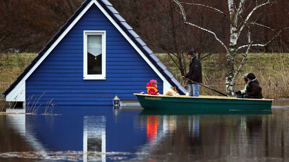 Pech mit dem Ferienhaus: Bei Hochwasser ist der Vermieter allerdings nicht haftbar