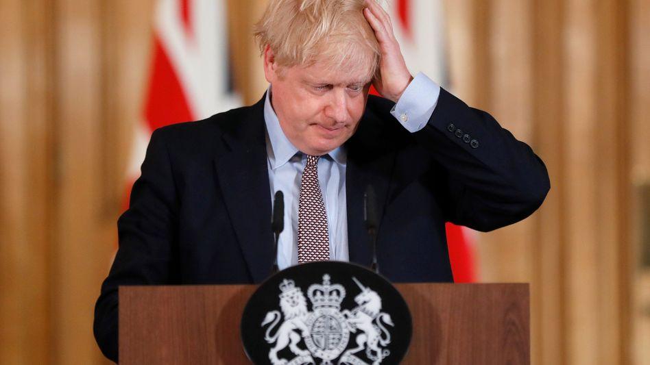 Britischer Premier Johnson: Der »Tag der Freiheit« kommt wohl erst vier Wochen später