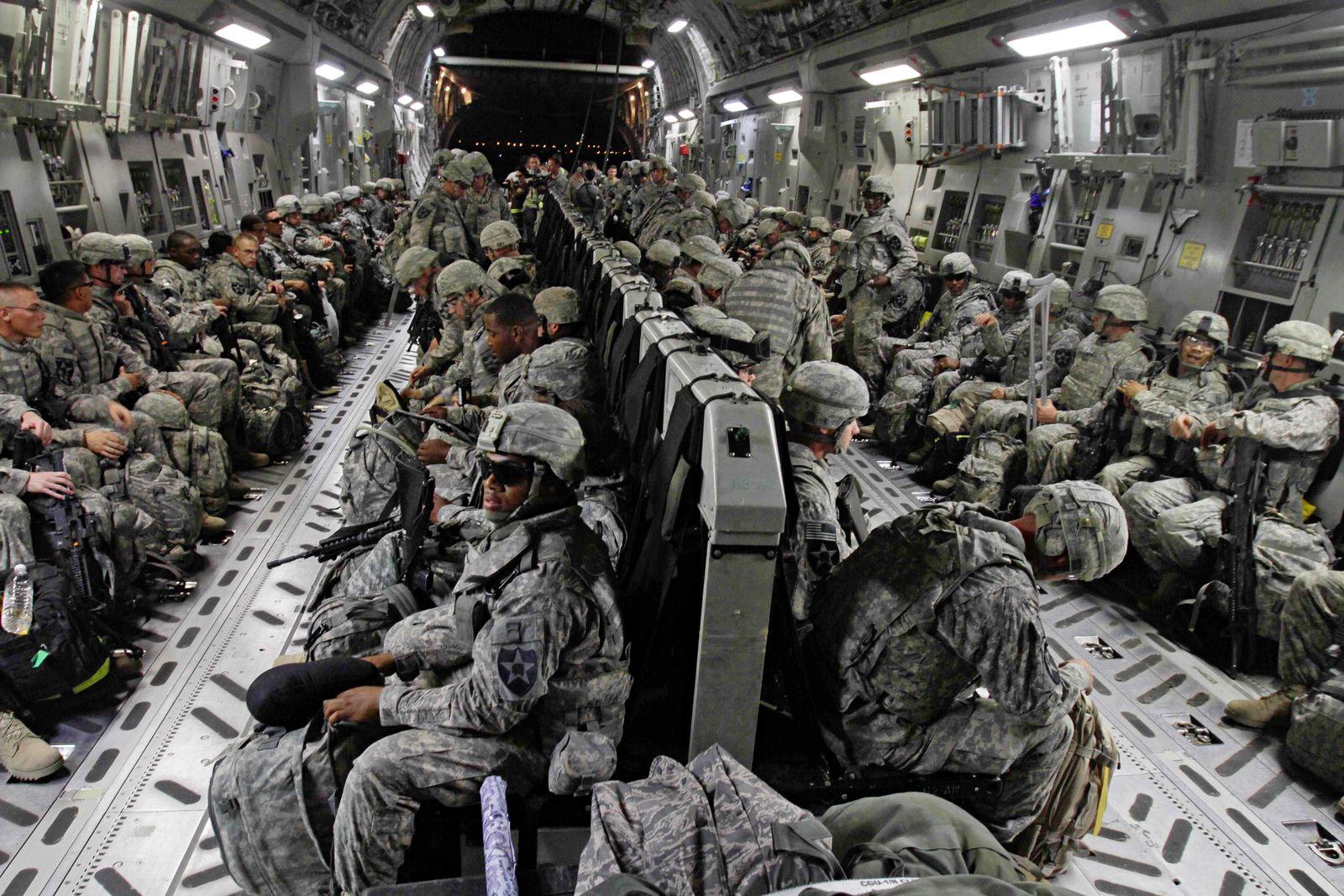 Truppenabzug / Irak