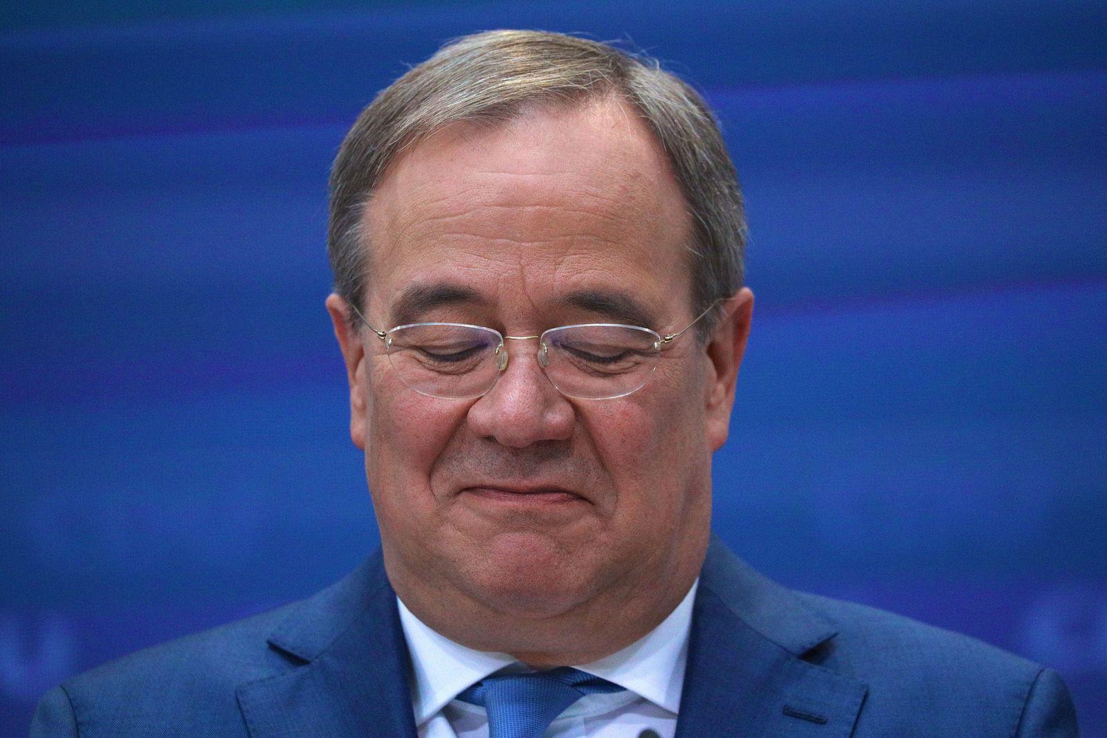 Germany: CDU press conference