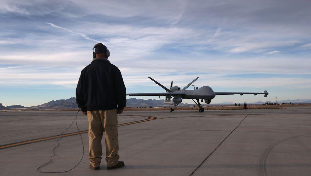 Überwachen und Töten: Wie die USA Drohnen nutzen