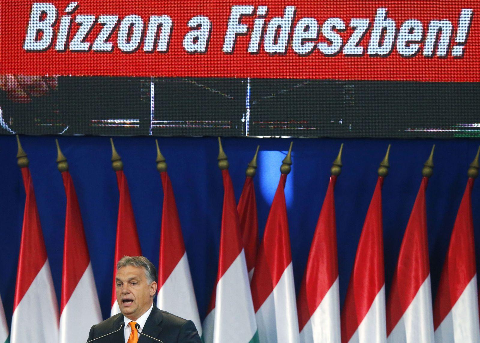 HUNGARY-FIDESZ