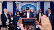 Trump will Corona-Taskforce nun doch nicht auflösen