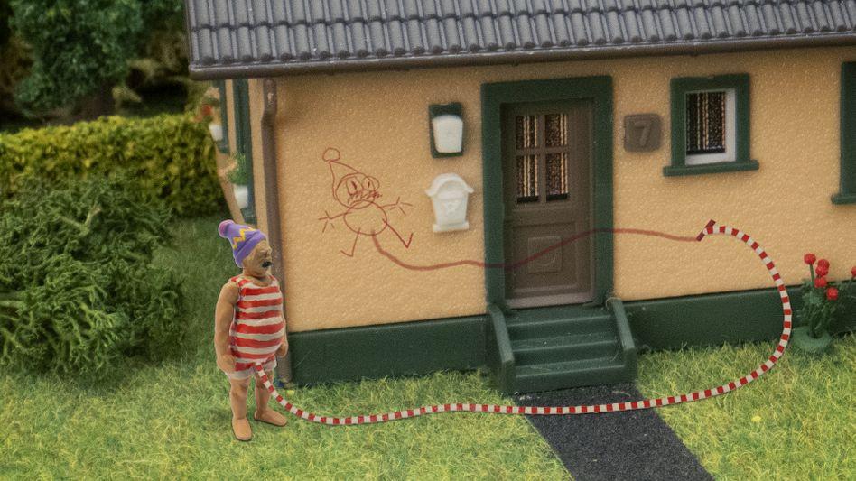 Schräger Held: John Dillermand und sein Superpenis
