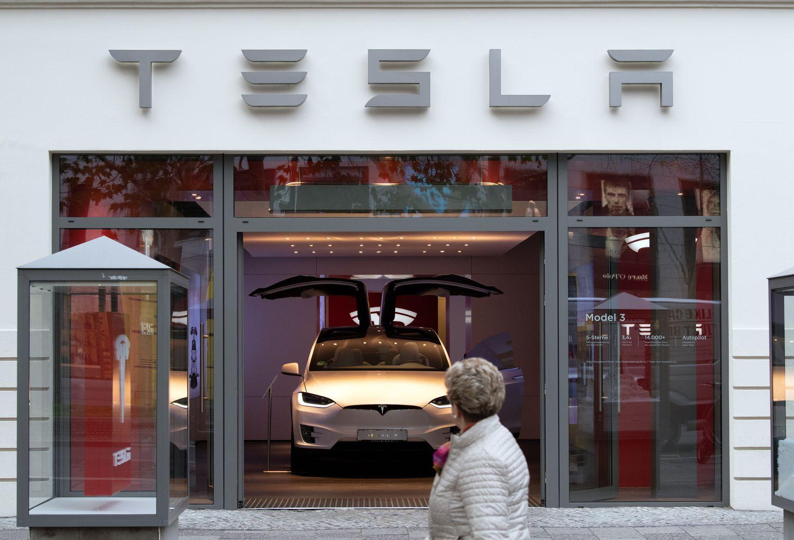 Teslas «Autopilot»-Werbung