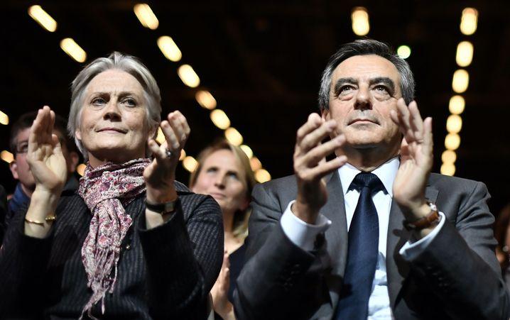 Penelope und François Fillon