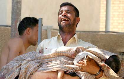Bombenanschlag in Bagdad im September: Terroropfer spielen angeblich untergeordnete Rolle