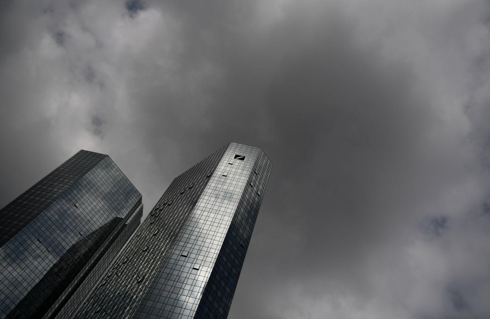Deutsche Bank / Frankfurt