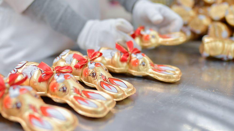 Ostern im Advent: Osterhasen-Produktion ist angelaufen