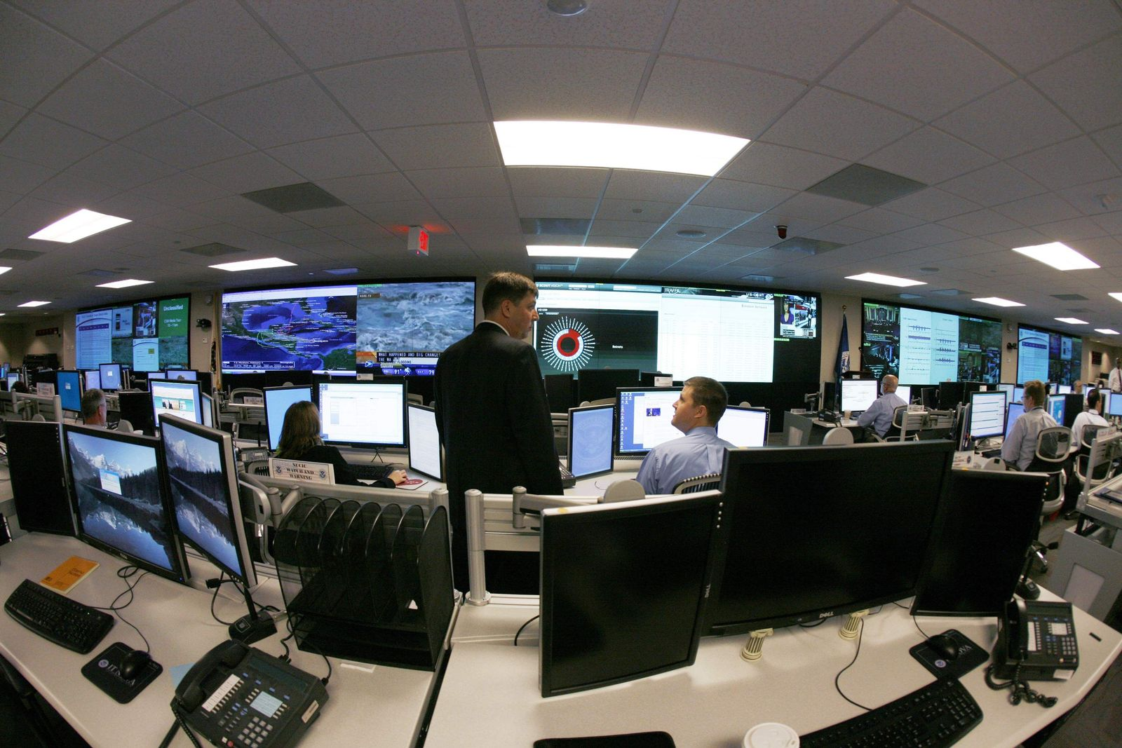 NCCIC National Cybersecurity & Communications Integration Center