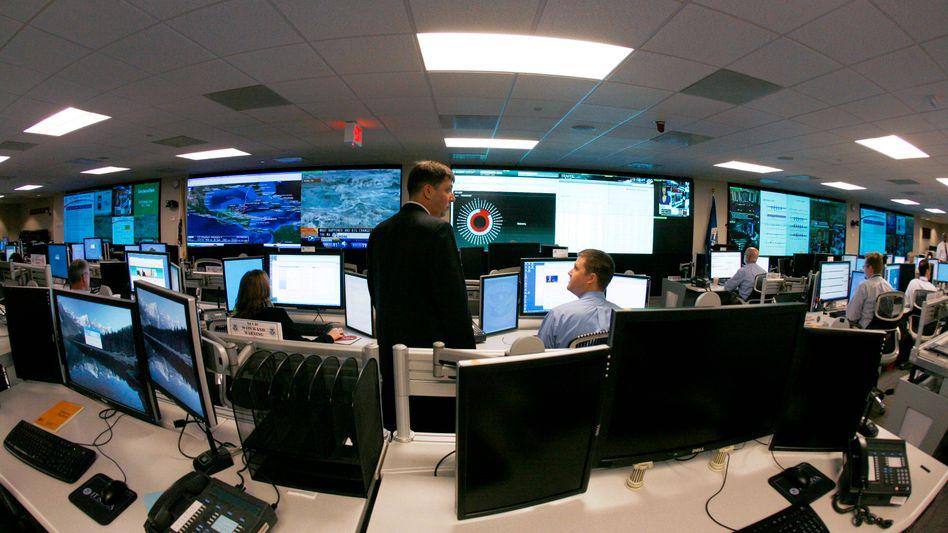 """US-Cyberwächter in Arlington, Virginia (Archivbild): """"Nicht die Kapazitäten, die wir brauchen"""""""