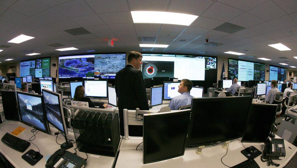 Cyber-Abwehrzentrum der USA: Angriffe auf Regierungsserver