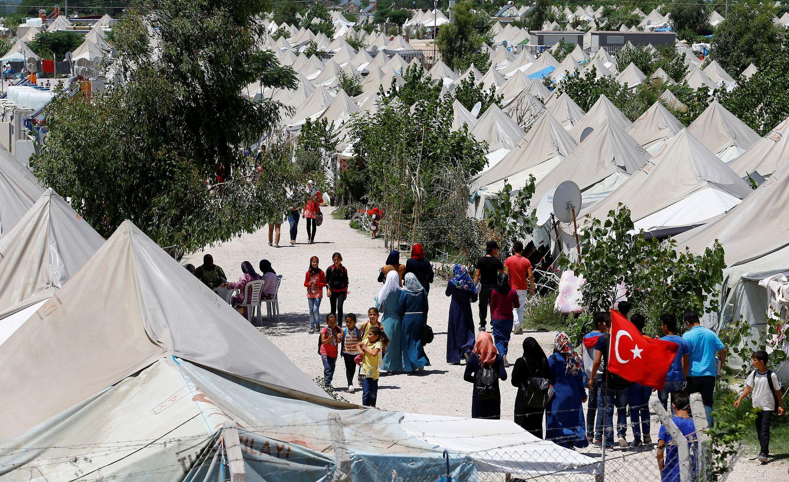 Türkei/ Osmaniye/ Flüchtlinge