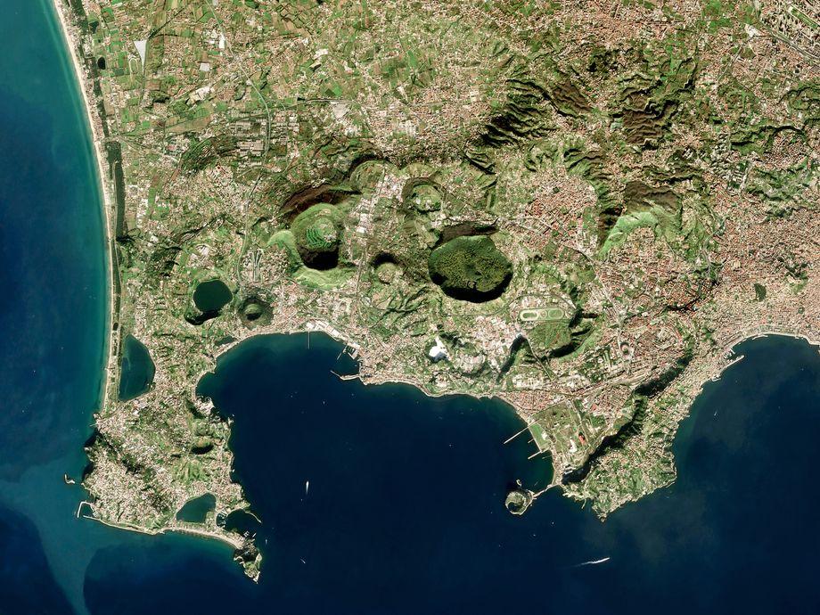 Supervulkan Italien