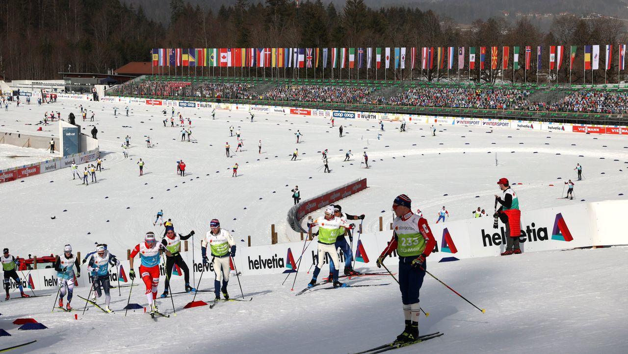 Hohe Kosten, wenig Nachhaltigkeit: Wie Oberstdorf die Nordische Ski-WM neu erfinden muss – und sich gleich mit - DER SPIEGEL