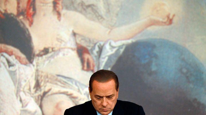 Wegen Steuerbetrugs: Silvio Berlusconi rechtskräftig verurteilt