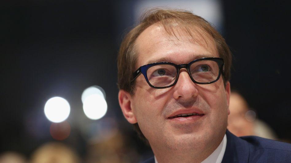 Dobrindt: Der CSU-Generalsekretär soll sich entschuldigen