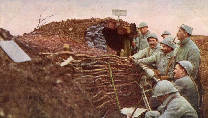 Schlacht um Verdun: Apokalypse des Stellungskriegs