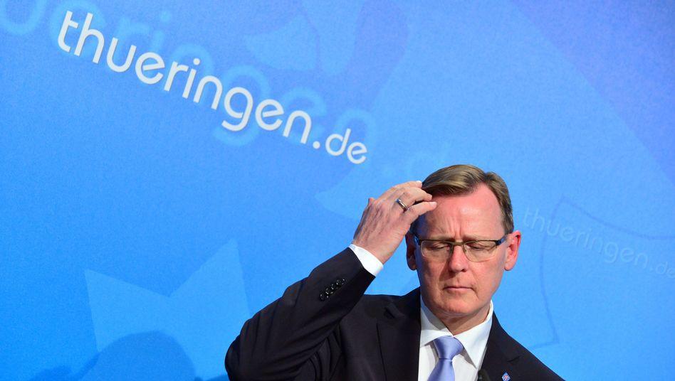 Thüringens Ministerpräsident Ramelow: Ärger mit der Staatsanwaltschaft