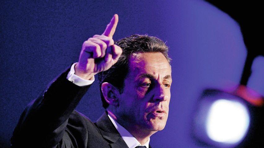 Präsidentschaftskandidat Sarkozy: Es ist ein Wahlkampf, dem etwas Deprimierendes innewohnt