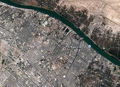 Google Earth-Bilder: Fundgrube für Terroristen