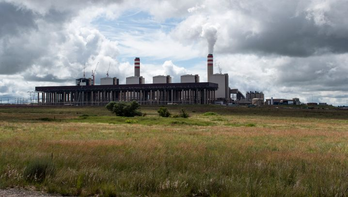 The Consequences of Coal Mining in South Africa