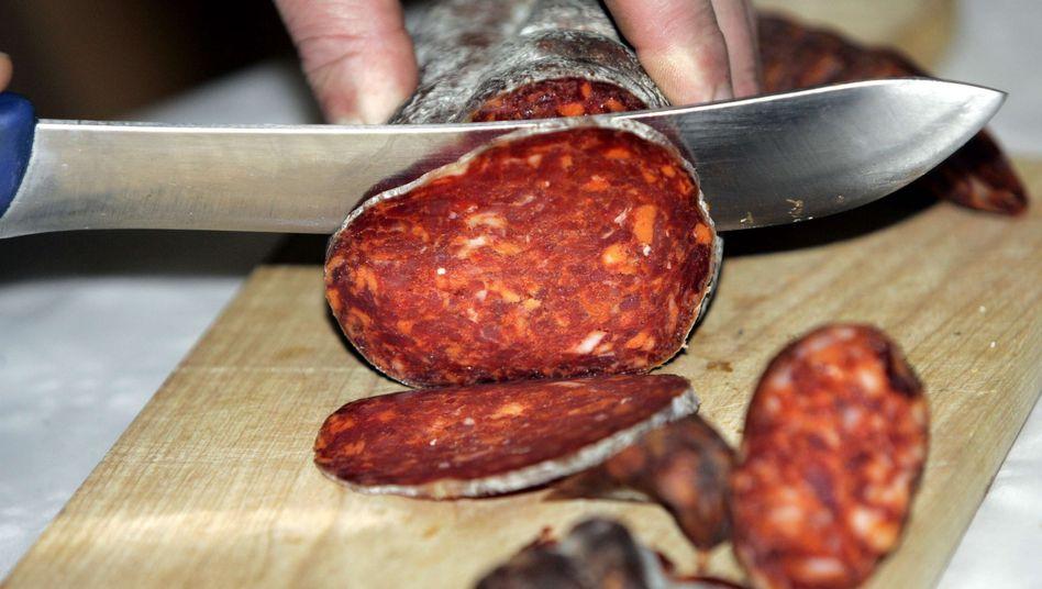Wurst: Laut IARC ist verarbeitetes Fleisch krebserregend