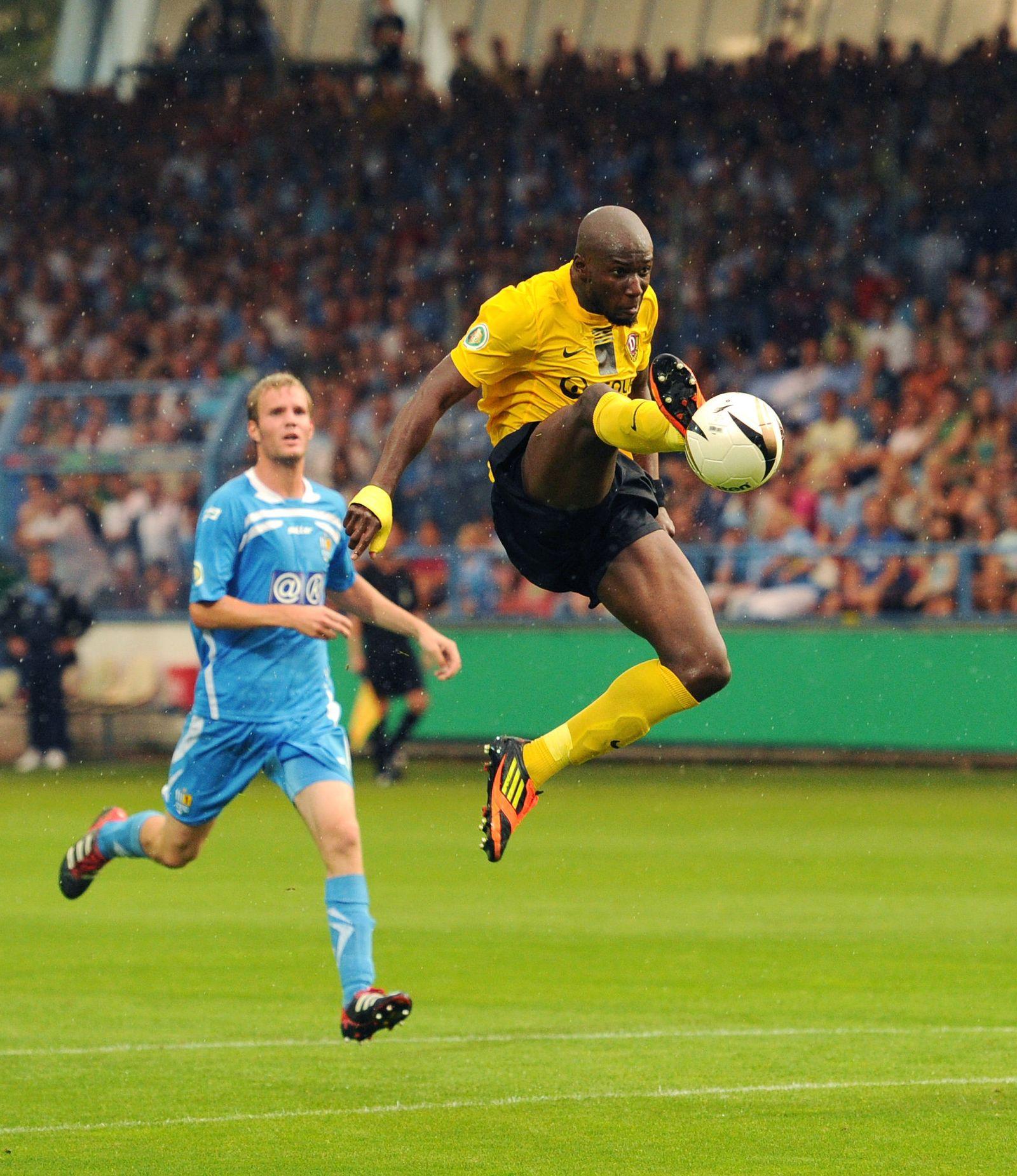 Chemnitzer FC - Dynamo Dresden