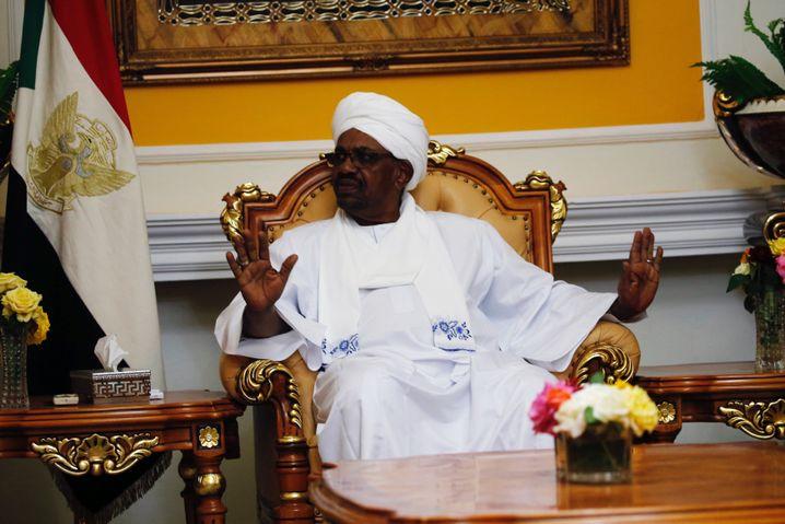 Sudans Präsident Umar al-Baschir
