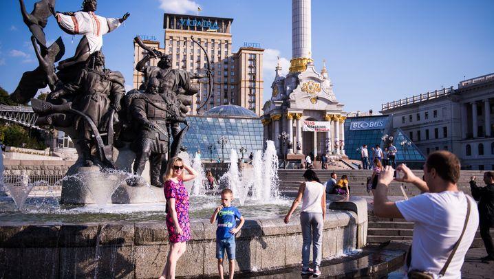 Foto-Essay: Von Kiew nach Odessa