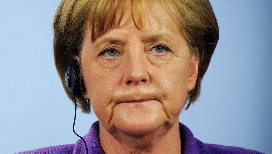"""Bundeskanzlerin Merkel: """"Wir sind vom Zwei-Grad-Ziel noch ein ganzes Stück entfernt"""""""