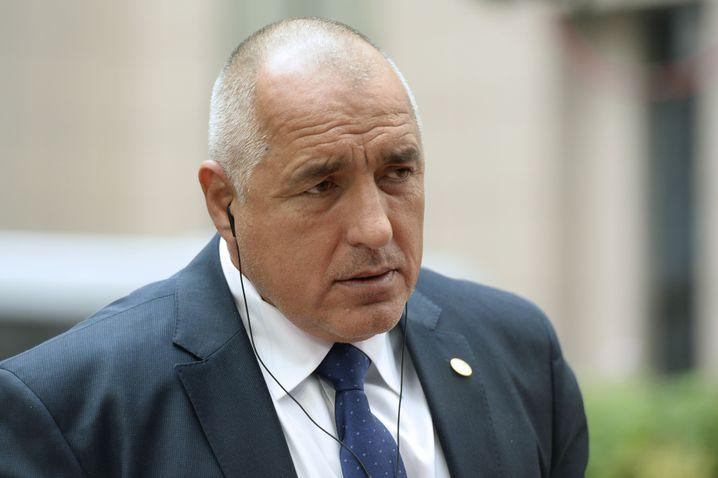 Bulgariens Regierungschef Borissow: Frühzeitige Abreise aus Brüssel
