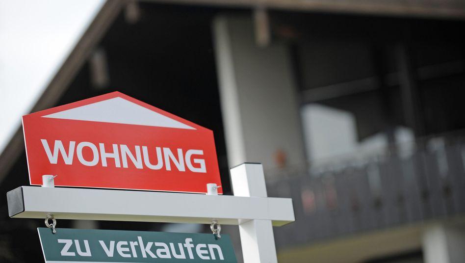 Wohnimmobilie (in Nürnberg): Eine Folge der Währungsunion
