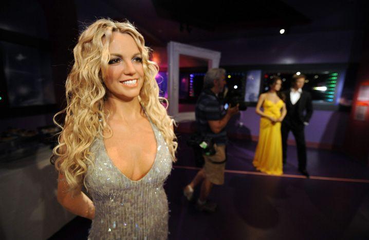 Hey Britney, warum sagst du denn nichts? Wachs-Spears bei Madame Tussaud's in London