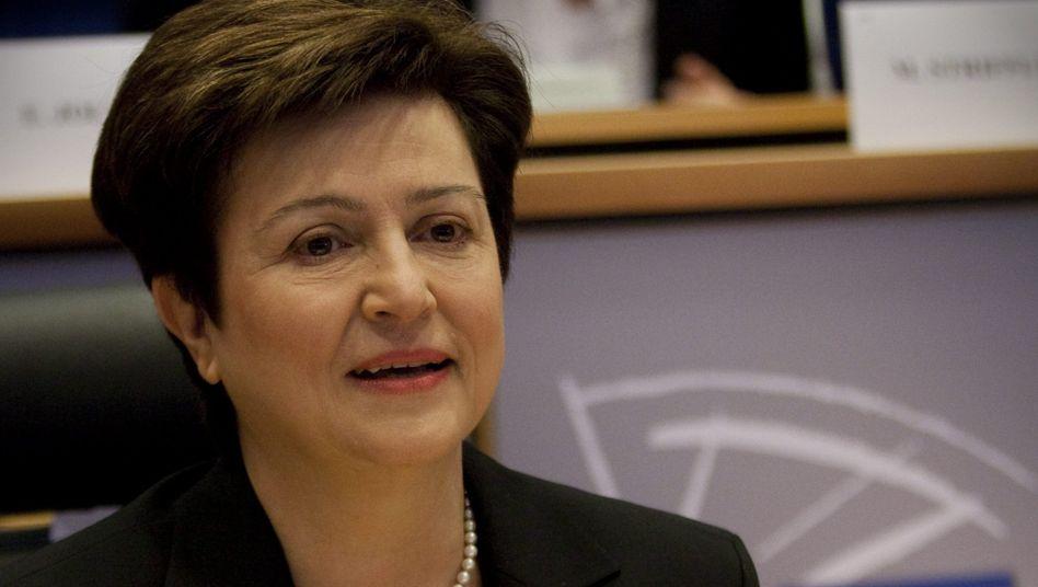IWF-Chefin Kristalina Georgieva