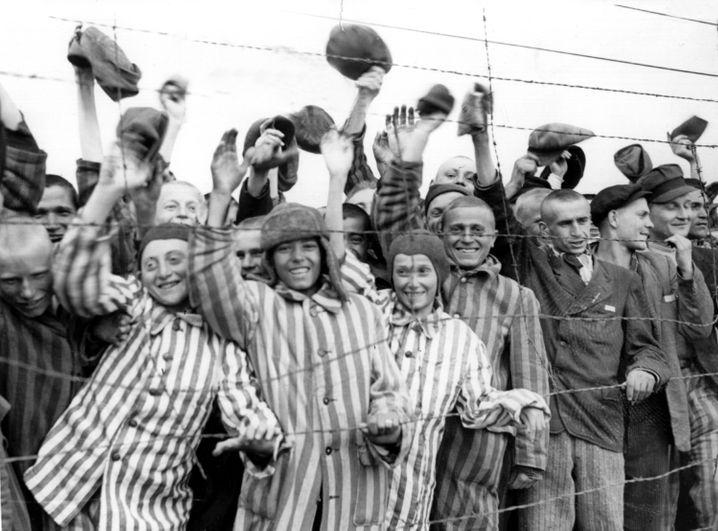Befreiung des Konzentrationslagers Dachau (30. April 1945)