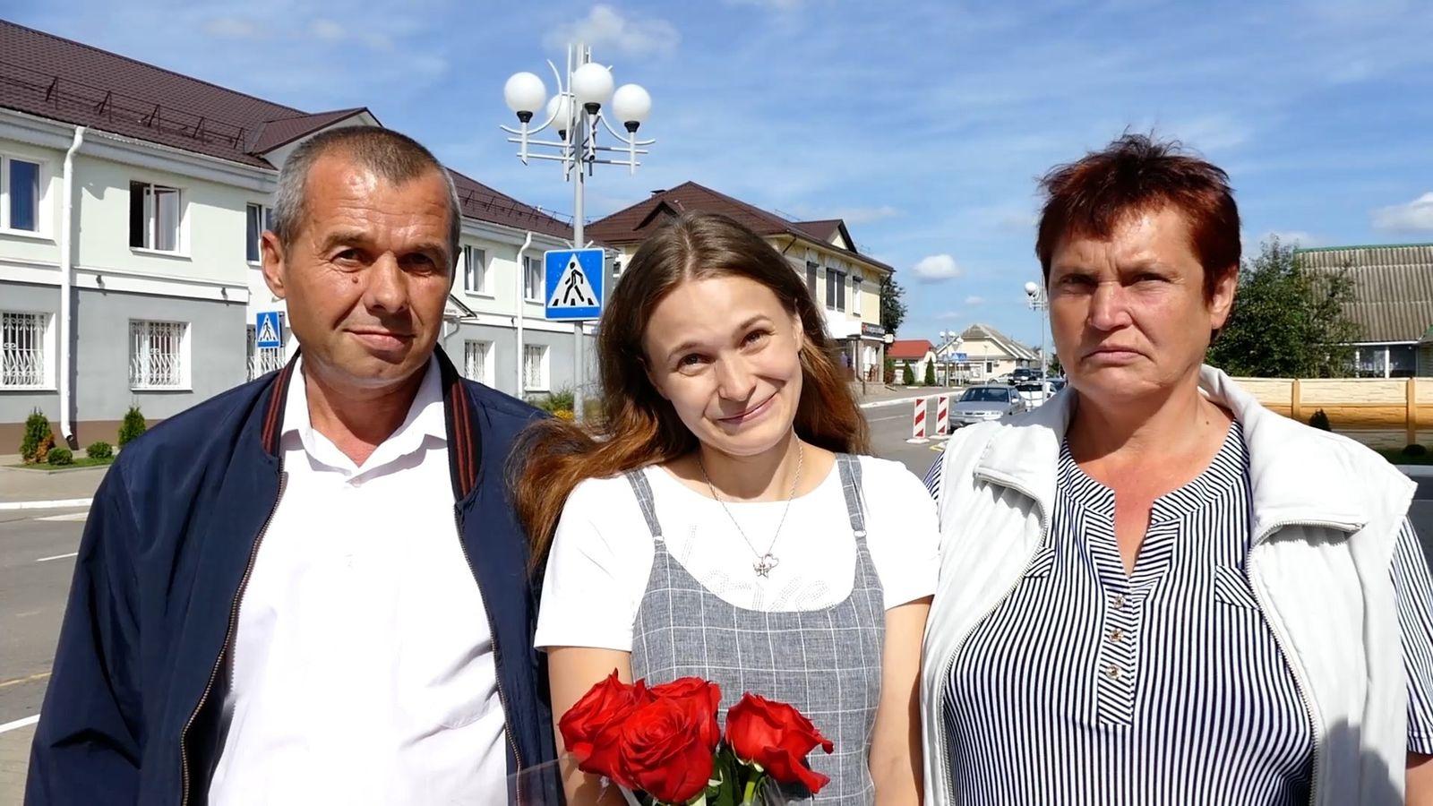 Tochter/ Weißrussland/ Familie/ vermisst